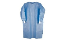 DISPOSABLE PATIENT GOWN - (SMS)